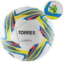 <b>Мяч футбольный Torres Junior-4</b> р.4 заказать Спектр Спорт