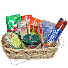 Sweet Delights from Greece Gift Basket