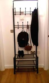shoes and coat rack horseshoe coat rack shoes and coat rack coat rack shoe storage combo