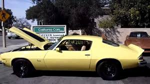 1974 Chevrolet Camaro - YouTube