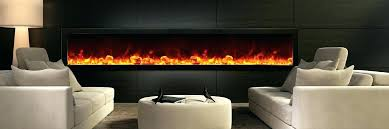 thin gas fireplace long skinny pertaining to ideas 17
