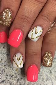 Gel Nails Designs Ideas fun summer nail designs to try this summer see more http