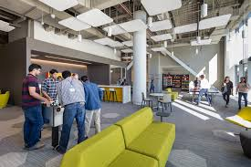 silicon valley office. Samsung Campus By NBBJ Silicon Valley Office M