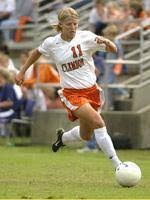 Clemson's Paige Ledford Earns ACC Women's Soccer Player of the ...