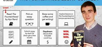kids contests the fountainhead essay contest 2017
