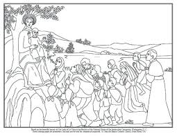 15 Stations Of The Cross Coloring Pages Pdf Free Download Stati