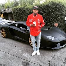 2018 lamborghini zentorno. wonderful lamborghini chris brown bought his daughter miniature replicas of sports cars  lamborghini  for 2018 lamborghini zentorno