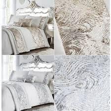 krista duvet cover set luxury shimmer