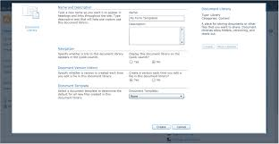 Form Library Sharepoint 2010 Walkthrough Create Form With Infopath And Use It In A Sharepoint