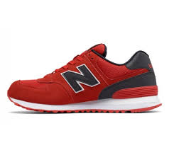 new balance shoes red and black. new balance red black 574 reflective men\u0027s classic shoes and