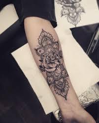 Mulpix Mandala Mandalarose Tattoo Scket Linkedattoo Drawing