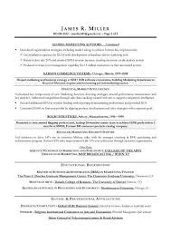 Retail Marketing Resume Stunning Best Marketing Executive Resume Learn Even More About Video
