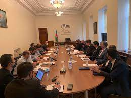 Azerbaijan holds meeting on clearing ...