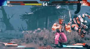 street fighter 5 player wins tournament with incredible near zero