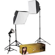 westcott ulite 3 light lighting kit