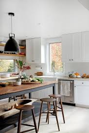 modern farmhouse kitchen design. Mid Century Modern Farmhouse Kitchen Design