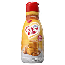 Browse coffee mate creamer at staples and shop by desired features or customer ratings. Coffee Mate Caramel Liquid Coffee Creamer 32 Fl Oz Bottle Flavored Creamers Meijer Grocery Pharmacy Home More
