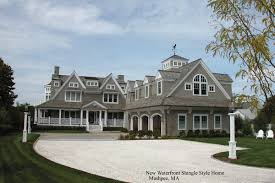 Awesome Nantucket Style Home Plans #5 Nantucket Style Homes Architecture