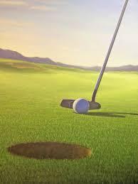 art on canvas golf tee and ball golf course by lmcstudios on 165 large