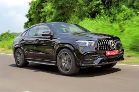 Improved materials fixed tail lights axes version 1.1: 2020 Mercedes Amg Gle 53 Coupe Review Test Drive Autocar India