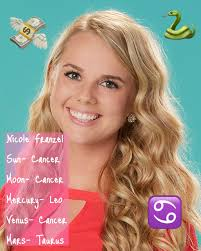 Astrology Tea Winner Of Big Brother 18 Nicole Franzel