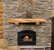 60 72 84 solid cedar live edge natural cedar log mantel