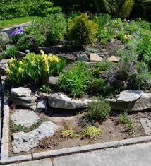 Small Picture Garden Design Garden Design with Rock garden GardenPuzzle online