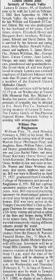 Obituary for Lenora Dalton Jones, 1906-2002 (Aged 74) - Newspapers.com
