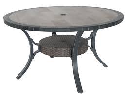 54 round patio table