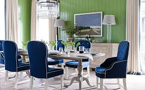 blue dining room furniture. view in gallery green wall dining room with navy blue chairs furniture