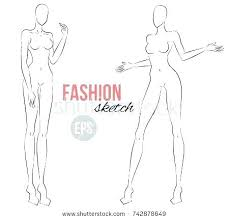 Blank Body Sketch At Paintingvalley Com Explore Collection Of