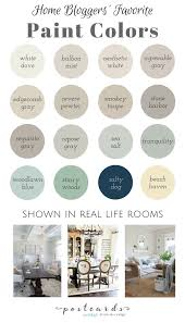 16 popular paint colors from your
