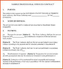Service Contract Beauteous Service Contract Template Simple For Services Free Uk Azserver