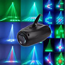Blue Laser Lights For Sale 10w 64led Rgbw F5mn Stage Light Crystal Xmas Club Dj Party Disco Laser Lights Lamp