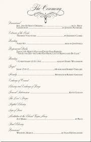 Catholic Wedding Mass Program Catholic Wedding Mass Order Flourish Mongram Catholic Mass Wedding