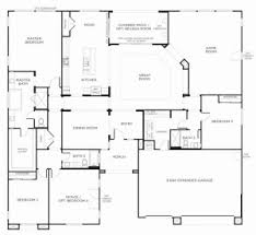 House Plan 4 5 Bedroom Ranch House Plans Inspirational House Plans 3 Bedroom  .