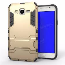 samsung phone back. 2 in 1 armor back case shockproof cover phone holder protective shell for samsung galaxy j5