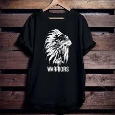 Native American Warriors Tshirt Tshirt Adult Unisex Size S 3xl