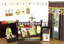 animal crib bedding set pink safari crib bedding set images impressive woodland forest animals crib bedding