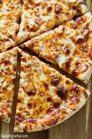 clic thin crust three cheese pizza