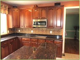 Granite Countertops Colors Kitchen Tan Brown Granite Countertops Kitchen
