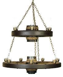 wagon wheel chandelier double tier lantern reion cast wagon wheel chandelier how to make wagon wheel