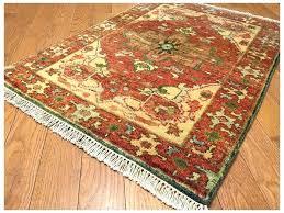 how to wash area rugs shalom brothers rectangular antique wash area rug sb washing machine washable