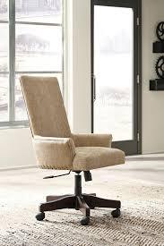 crazy office chairs. Baldridge Light Brown Upholstered Swivel Desk Chair Crazy Office Chairs