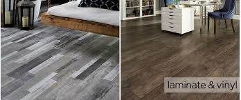 laminate and vinyls floors are tough beautiful and can be installed in almost any room in the house most laminate and vinyl floors can come in a wide