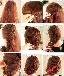 Coiffure Mariage Rapide Et Simple Maquillage Mariage