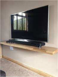 floating shelves under wall mounted tv. Floating Shelf Under Wall Mounted Tv In Shelves