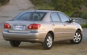 2004 Toyota Corolla - Information and photos - ZombieDrive