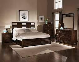 amazing brown bedroom wall color