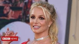 <b>Britney Spears</b> denies gallery's claim to her first art exhibition - BBC ...